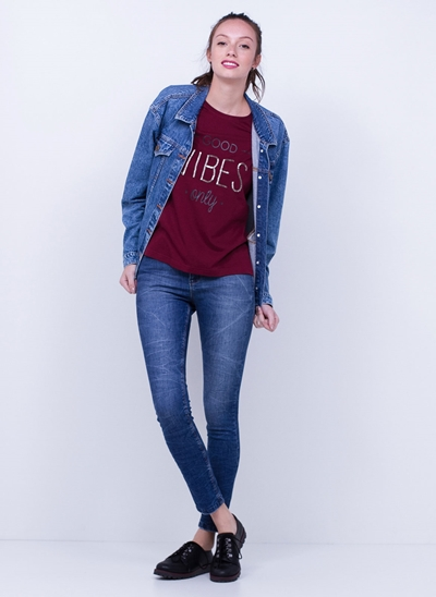 T-Shirt Good Vibes