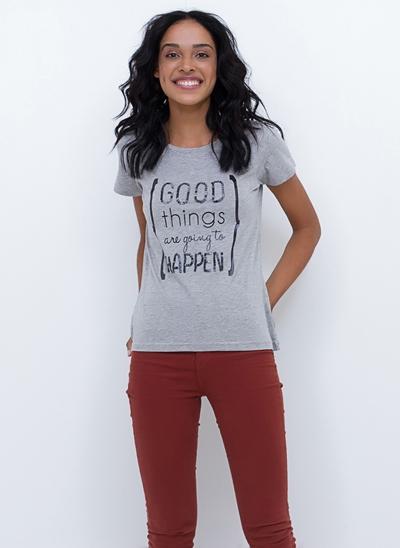 T-Shirt Good Things