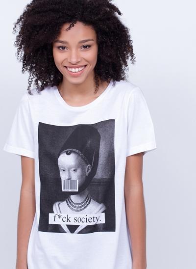 T-Shirt F*ck Society