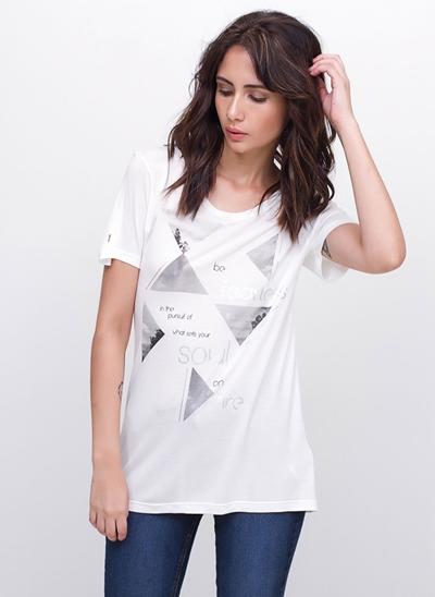 T-Shirt Triângulos