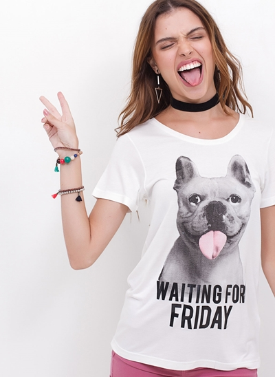 T-Shirt Bulldog