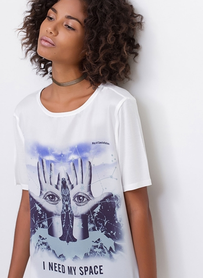 Blusa My Space