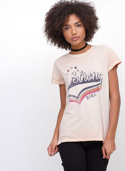 Blusa Vintage Strong