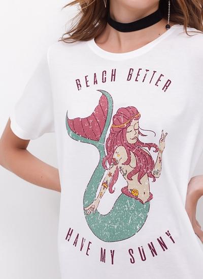 T-Shirt Sereia