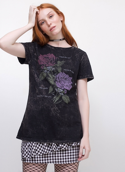 Blusa Roses