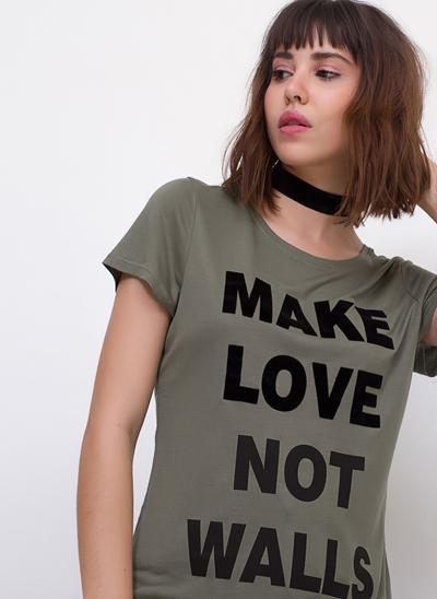 Blusa Make Love