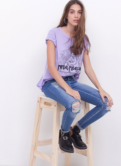 Blusa Metal Pleasure