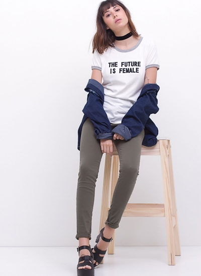 Blusa Future is Female