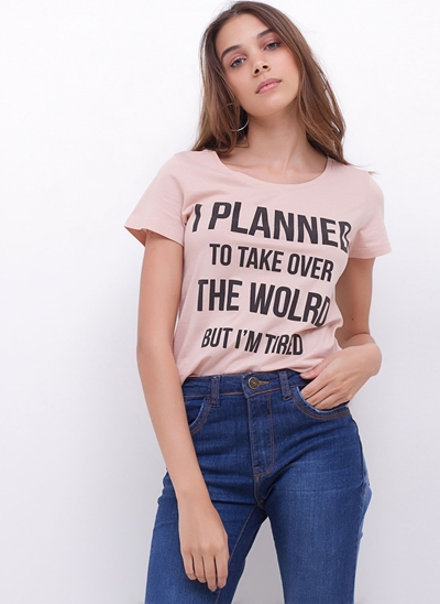 Blusa Planned