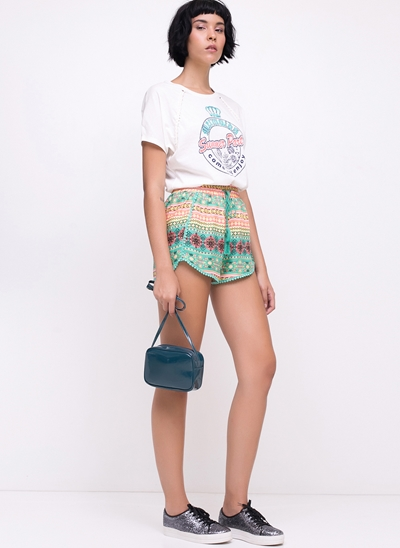 Blusa Summer Party