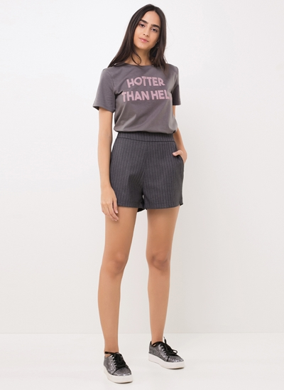 Blusa ECO Hotter Than Hell