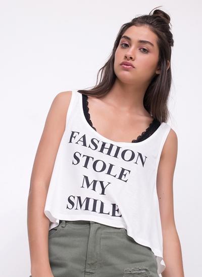 Regata Fashion Stole My Smile