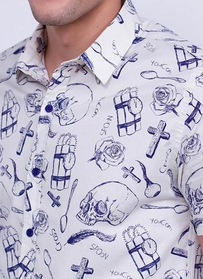 Camisa Cross
