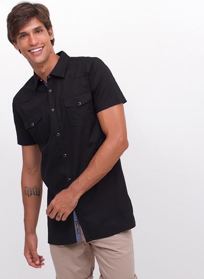 Camisa Alongada Premium