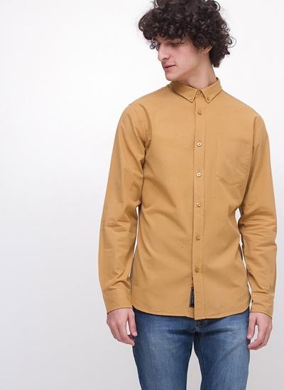 Camisa Slim Oxford Botonê