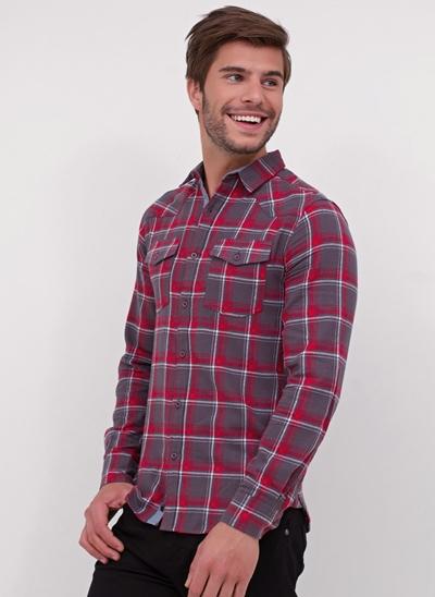 Camisa Flanela Xadrez
