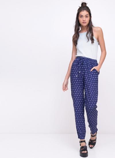 Calça Pijama Geométrica