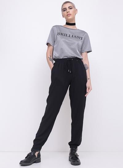 Calça Pijama com Amarração