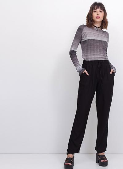 Calça Pijama Alfaiataria