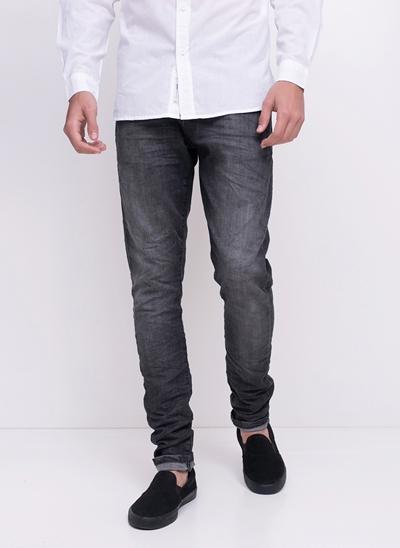 Calça Skinny Black em Jeans
