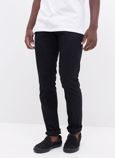 Calça Skinny Jeans Black
