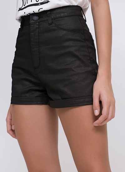 Short Hot Pants Resinado