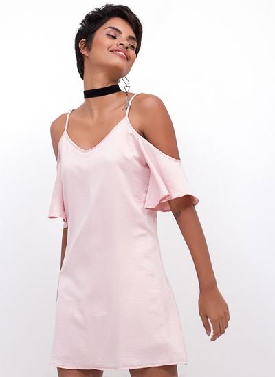 Vestido Rose Amplo