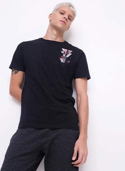 Camiseta Bolso Cactus