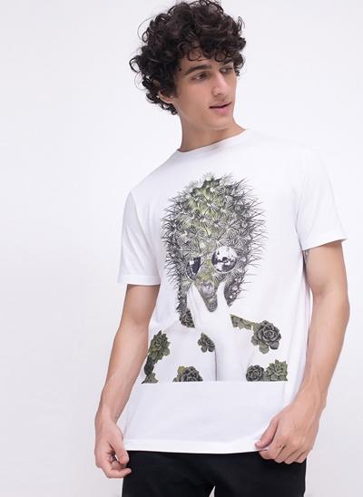 Camiseta Stylish Cactus