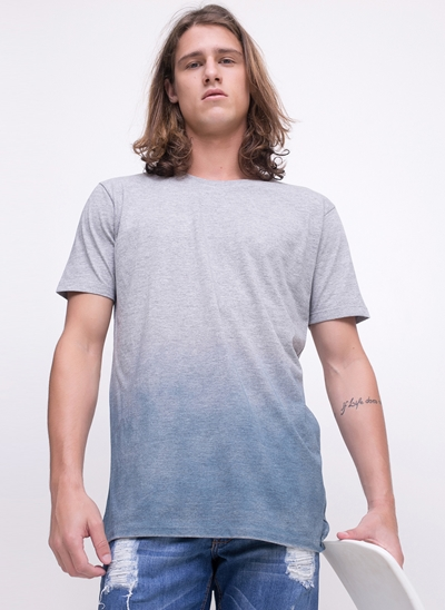 Camiseta Degradê