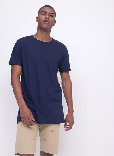 Camiseta Alongada