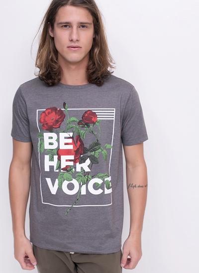 Camiseta Be Her Voice