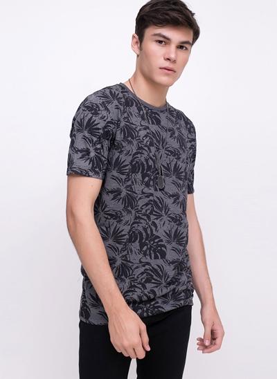Camiseta Folhagens