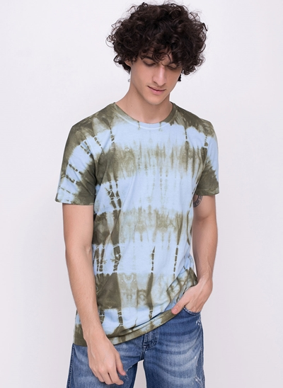 Camiseta Tie Dye