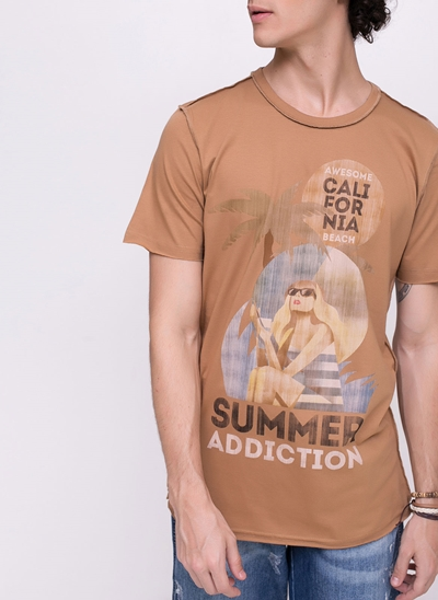 Camiseta Reversível Summer Addiction