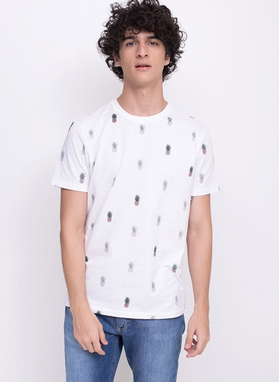 Camiseta Pineapples