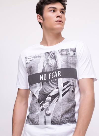 Camiseta No Fear