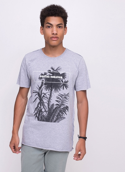 Camiseta Positive Vibration