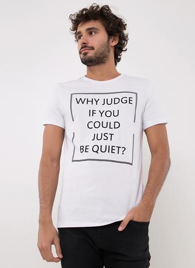 Camiseta Why Judge?