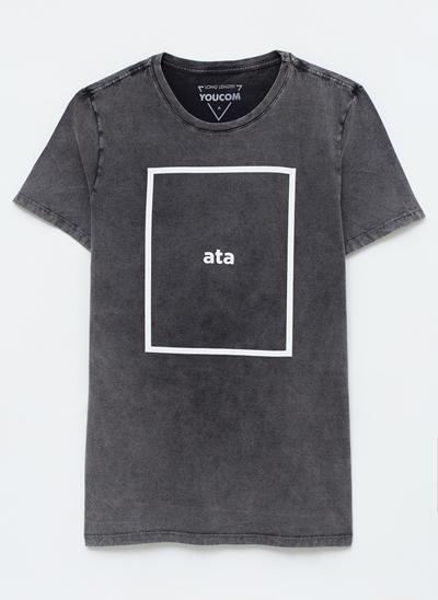 Camiseta Marmorizada Ata