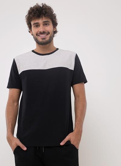 Camiseta com Textura