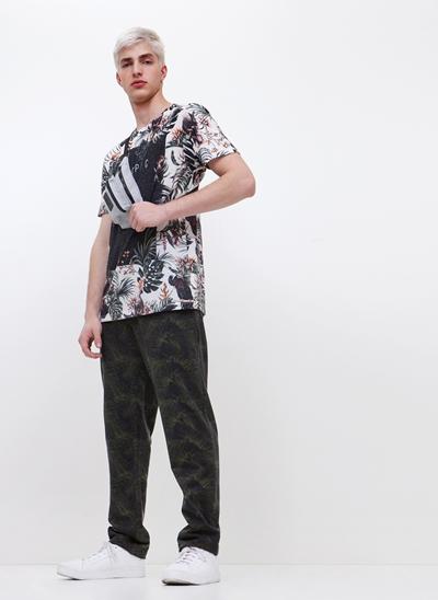 Camiseta Floral Tropic