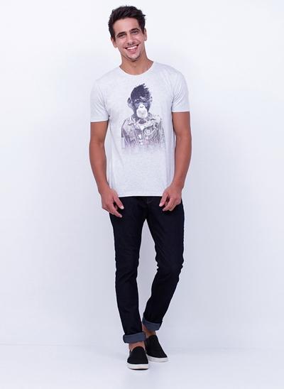 Camiseta Rock Monkey