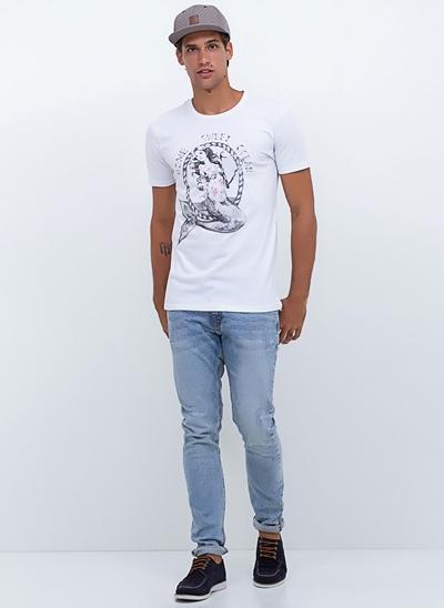Camiseta Tattoo Ocean