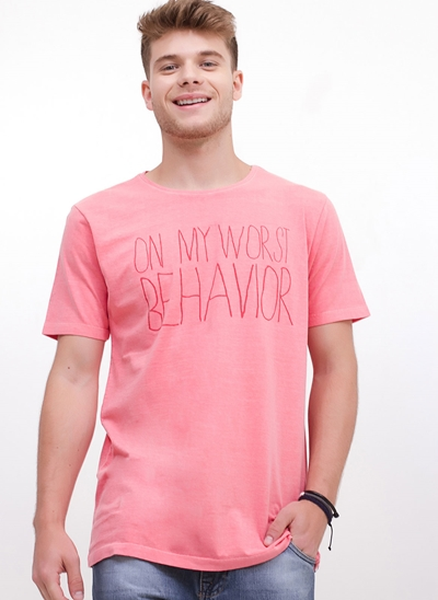 Camiseta Behavior