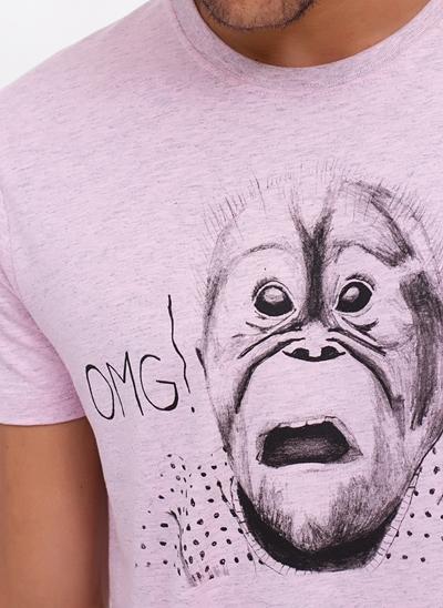 Camiseta Monkey OMG!