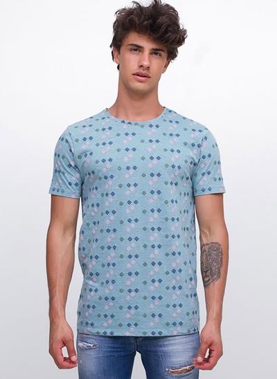 Camiseta Colors Manga Curta