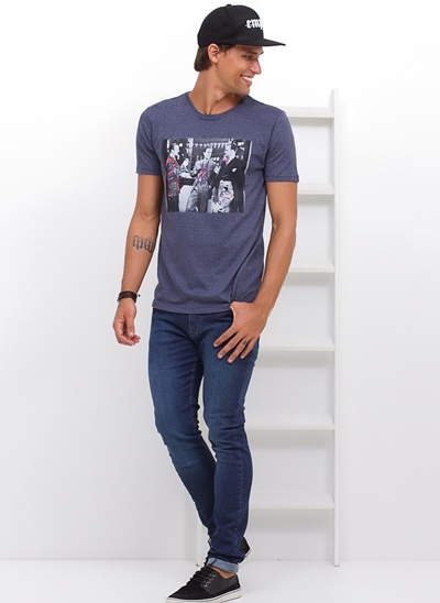 Camiseta Gentleman