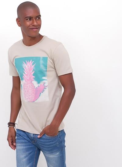 Camiseta Abacaxi