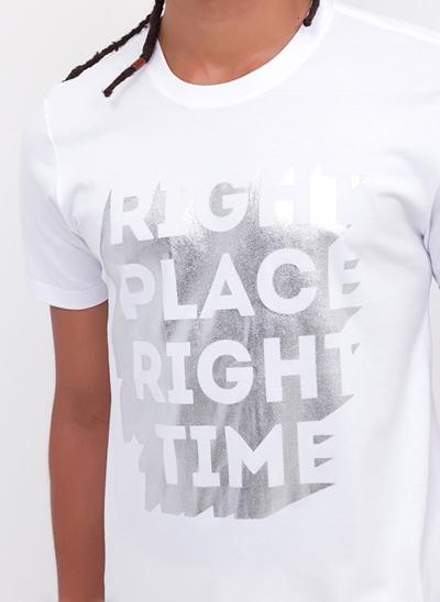 Camiseta Prata